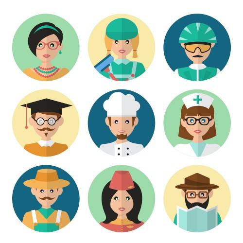 lavoro - personalità - professioni
